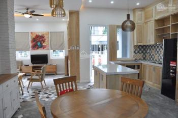 Cho thuê căn 130m2, full nội thất, nhà ngang 7m, giá 20tr/tháng