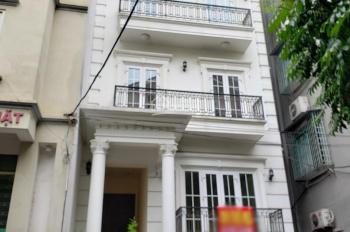 Cho thuê nhà nguyên căn Trung Kính, Trung Hòa, 70m2, 5 tầng. Giá 30tr/th nhà đẹp ô tô đỗ 0853256888