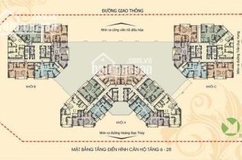 Chính chủ bán 02 căn chung cư N04 Hoàng Đạo Thúy DT 89m2 - 94m2. Nhà sửa đẹp, giá rẻ CC: 0983262899