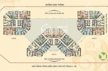 Chính chủ bán căn 1C DT 126,8m2 (ĐN, TN) N04 Hoàng Đạo Thuý. Giá rẻ CC: 0904897255