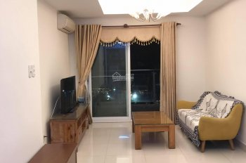 Cho thuê căn hộ 1 phòng ngủ chung cư 107 Trương Định, 63m2, già thuê 12 triệu/tháng