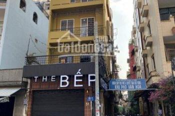 Bán nhà HXH Lê Hồng Phong, P. 10, Q. 10, DT 7.2x10m, trệt, 3 lầu, giá 38 tỷ. 0909 299 204