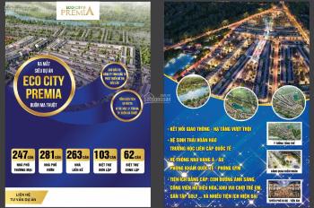 Eco City Premia Buôn Ma Thuột mở bán 182 lô đầu tiên