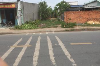 Bán miếng đất 120m2 đường Lê Thị Hà gần chợ Hóc Môn sổ hồng riêng, thổ cư 100%, giá bán 950 triệu
