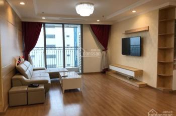 Chính chủ cho thuê căn hộ tại Vinhomes Nguyễn Chí Thanh - 130m2, 3 ngủ sáng, đủ đồ nội thất cao cấp
