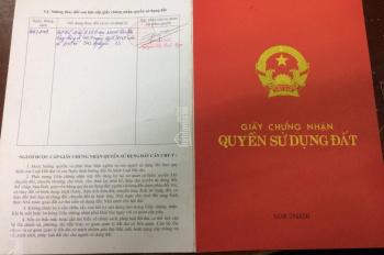 Cần bán nhà đất, sổ đỏ CC tại khu TT Phòng không Không quân, xã Kim Sơn, thị xã Sơn Tây