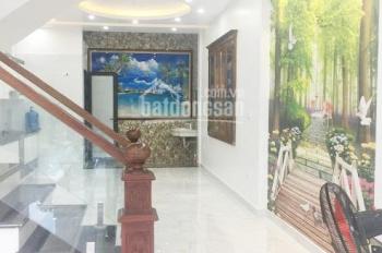 Bán nhà mới Xây phân lô Lê Hồng Phong  63m2 4 tầng nội thất châu âu  giá 4,15 tỷ ( thỏa thận )