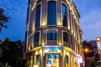 Cho thuê nhà mặt phố Nguyễn Thị Định 100m2x5,5T, MT 6m. Giá 110tr/th nhà thông, có thang máy, hầm