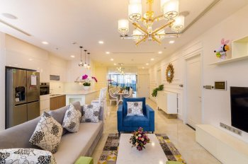 Chuyên cho thuê căn hộ Vinhomes Golden River Ba Son  1PN-2Pn-3pn-4Pn giá tốt nhất LH 0901756869