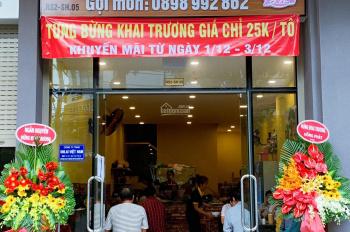 Bán shophouse RichStar - Tân Phú - RS2 chính chủ - mặt Tô Hiệu