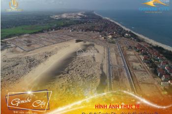 Đất biển Gosabe - mặt tiền biển - cách trung tâm TP Đồng Hới 5 km - tuyển CTV hoa hồng cao