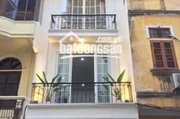 Cho thuê nhà mặt ngõ 59 phố Hoàng Cầu, Đống Đa, view Hoàng Cầu, DT: 42m2 x 4.5 tầng