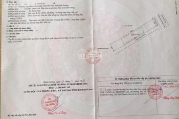 Bán lô gốc mặt tiền đường DX 065 phường Định Hòa TP Thủ Dầu Một 8x30m TC 80m2, 3,6tỷ, LH 0919014578
