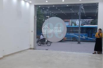 Chính chủ cho thuê cả nhà 7 tầng x 92m2 làm văn phòng, công ty ngay mặt phố Nguyễn Xiển, 110tr/th