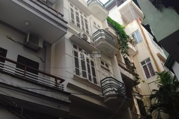 Cho thuê nhà riêng ô tô đỗ Hoàng Văn Thái 60m2 x 5 tầng, 12 triệu/th - 0989.998.749