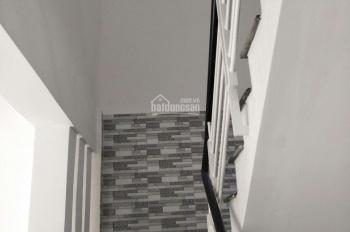 Bán nhà mới xây Huỳnh Thị Hai, P. Tân Chánh Hiệp, Quận 12 giá chỉ 1.7 tỷ, liên hệ 0898363893