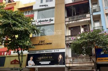 Nhà 5 tầng mặt phố Xã Đàn, lô góc mặt tiền 6m giá 50 triệu/th, LH: 0977787248