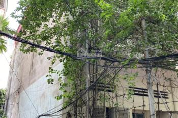 Bán nhà mặt ngõ cách đường Láng 60m gần ga điện trên cao, giá 65tr/m2