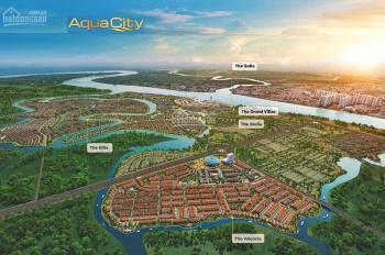 KĐT Aqua City booking nhà phố 7x20m view sông - shophouse 6x20m đường 20m, 45m, 60m LH 0938853958