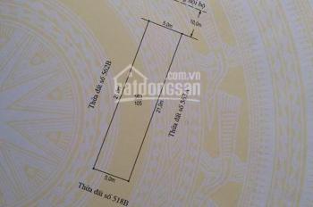 Chính chủ cần bán lô đất ở chung cư Hồng Thái, 105m2, giá chỉ 6,8 tr/m2