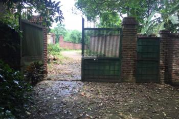 Cần chuyển nhượng lô đất 5200m2 đã có khuôn viên tường bao xung quanh giá rẻ tại Hòa Sơn, LS, HB