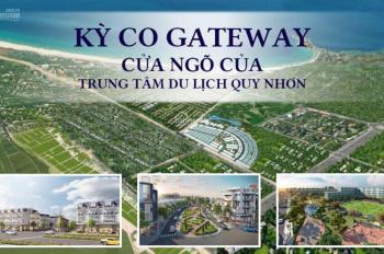 Kỳ Co Gateway - pháp lý 1/500 - sổ hồng chính chủ - đất nền ven biển gần các khu du lịch lớn