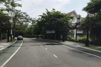 Bán biệt thự đơn lập góc 260 m, 2 mặt tiền, mặt đường chính Hoa Phượng, LH: 0929991111