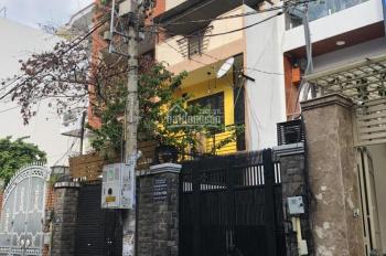 Cho thuê nhà đường Tân Canh, DT 4x26m, 3 lầu trống suốt, sơn sửa mới toàn bộ, đường thông Lê Văn Sỹ