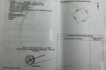 Bán 500m2 đất sổ đỏ riêng liền kề khu BT Phước Sơn. LH 0945412112