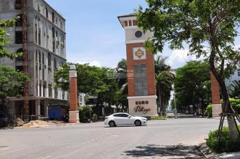 Bán lô đất 55m2 mặt tiền đường An Trung ngay Euro Village Trần Hưng Đạo, Monarchy, cầu Trần Thị Lý