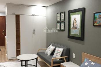 Chính chủ Cho thuê CHCC mới E4 Yên Hòa Park View, 1 Phòng ngủ, full nội thất giá 9tr5