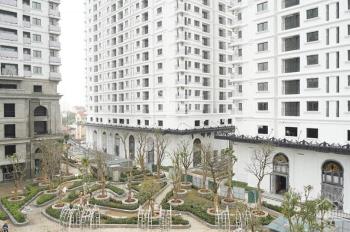 Bán căn hộ 3PN, 115m2, ban công hướng Đông Nam, chung cư Iris Garden Mỹ Đình, full đồ cao cấp