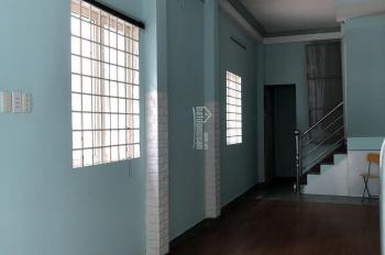 Cho thuê nhà 1 trệt 1 lầu, 2 mặt tiền hẻm xe hơi 7m, 118 Trần Quang Diệu, P14, Q3, TP. HCM
