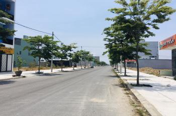 Bán lô góc 2 mặt tiền ngã tư đường thông B2.91 Nam Hòa Xuân, diện tích lớn đến 162m2 sát bệnh viện