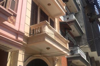 Cho thuê nhà ngõ phố Trần Cung 50m2 x 5 tầng, giá 14 triệu/tháng