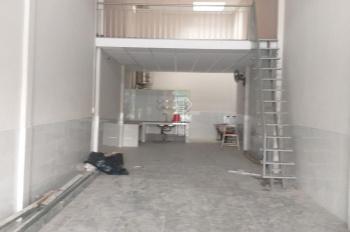 Nhà cho thuê 4.5x20m gác 40m2, như hình, đường 16m. Lê Trọng Tấn