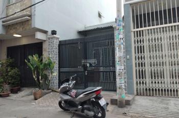 Bán nhà dự án Báo Thanh Niên, P1, Q8, đường Dương Bá Trạc