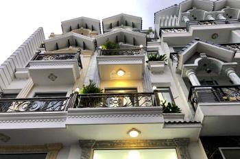 Cần tiền bán gấp nhà HXH 8m Phan Đăng Lưu, Phú Nhuận, DT: 4.5x17m, trệt 3 lầu, giá 13.8 tỷ TL