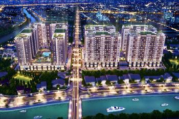 """Shophouses trung tâm TP Tây Ninh """"Golden City"""" chỉ với 20 triệu/m2 cam kết mua lại chênh 3 tr/m2"""