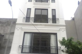 Bán nhà nghỉ 5 tầng 7 phòng khép kín 50m2, ô tô đỗ cửa đi bộ 10m ra đường Phùng Hưng, giá 4,4 tỷ