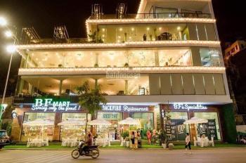 Cực đẹp nhà mặt phố Phan Chu Trinh diên tích: 100m2 x 5 tầng, mặt tiền 12m, giá 333,915tr/th