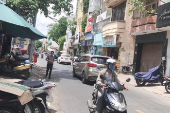 Cho thuê mặt bằng mùa dịch Covid 19 - MT Nguyễn Văn Thủ Quận 1 - trệt 3 lầu nhà trống - 50tr TL
