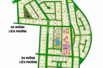 Đất biệt thự KDC Phú Nhuận, Phước Long B, Q9, LH: 0905004399