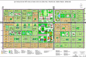 Bán đất nền dự án HUD & dự án xây dựng Hà Nội, sổ hồng riêng Long Thọ, Nhơn Trạch