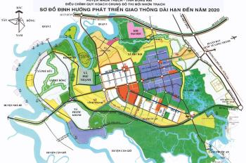 Cần bán đất nền dự án khu dân cư Long Thọ, thổ cư 100% sổ hồng riêng