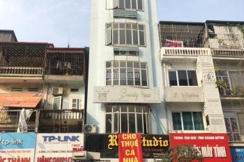 Cho thuê nhà mặt phố 7T, DT 55m2/sàn, 55tr/th tại Lê Thanh Nghị, Hai Bà Trưng, Hà Nội. 0981536492