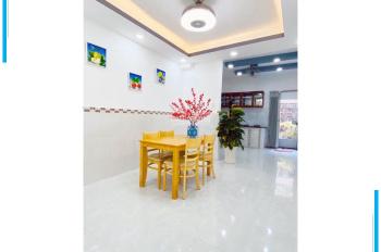 Chính chủ bán nhà Chu Văn An, 54m2 đất, trệt 2 lầu, 2 mặt tiền hẻm