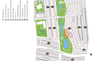 Bán 2 nền Biệt Thự liền kề Mặt Tiền View Hồ lớn nhất khu dân cư Capital Bảo Lộc