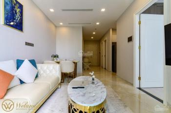 Rẻ nhất thị trường! 2PN Vinhomes Ba Son View sông Giá 6.8 tỷ bao phí, Full nội thất. LH: 0948123911