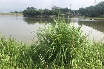 5500m2 bám mặt hồ có sẵn nhà cấp 4 tại Hòa Sơn Lương Sơn, Hòa Bình, phù hợp làm nhà vườn nghỉ dưỡng